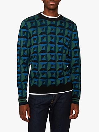1ad315edf8 PS Paul Smith Geo Jumper