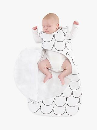 Snüz Snüzpouch Wave Baby Sleeping Bag, 2.5 Tog