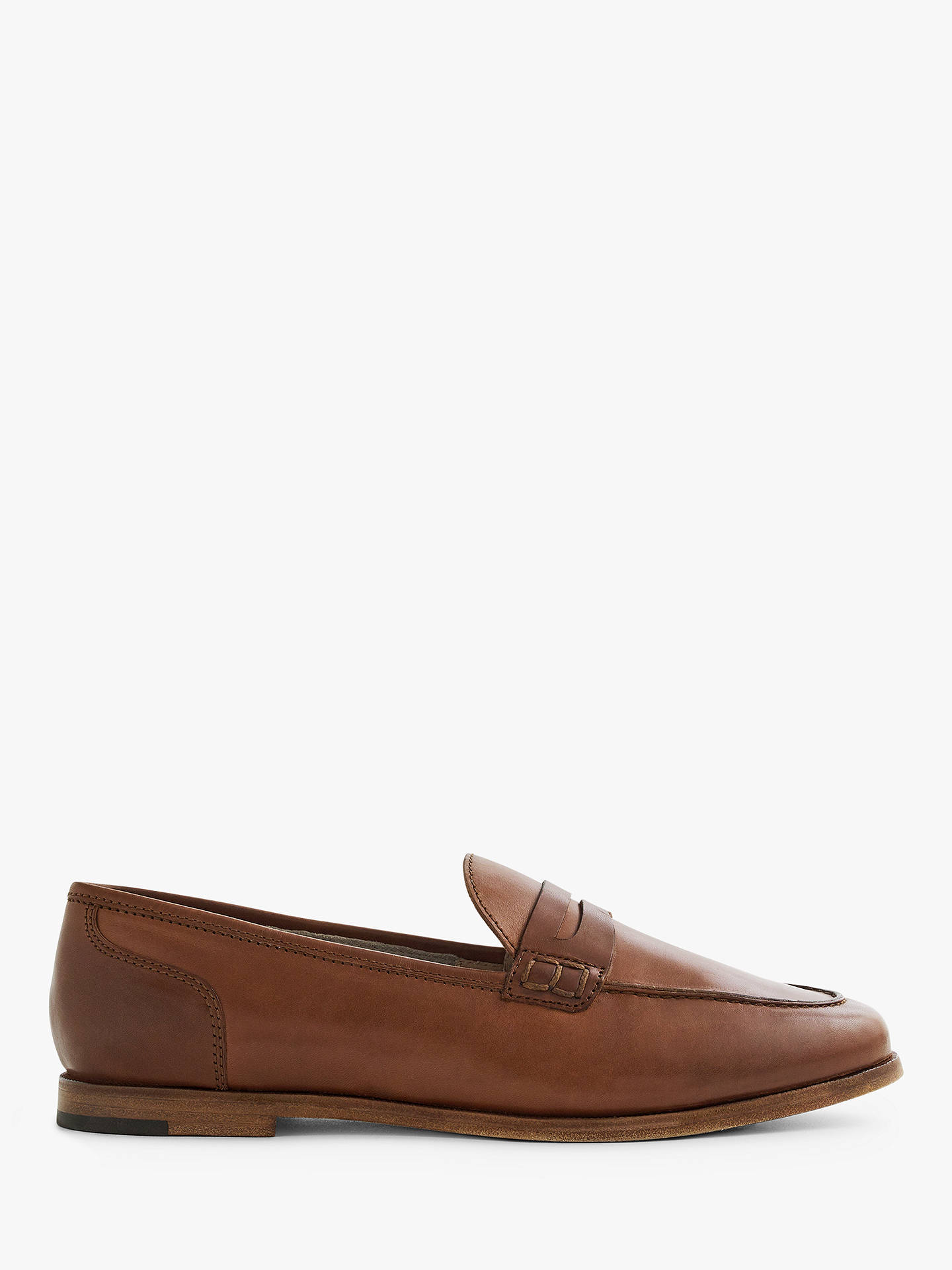 2a078d1d32e J.Crew Ryan Penny Loafer at John Lewis   Partners