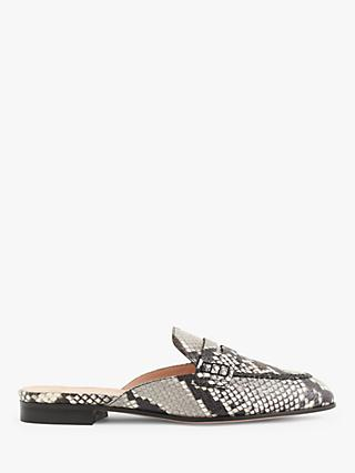 253fb647013bb J.Crew Academy Penny Leather Slider Loafers