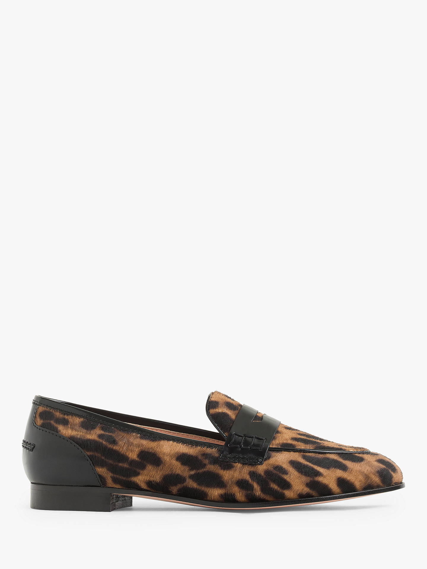 0164048dedb J.Crew Academy Penny Loafers at John Lewis   Partners