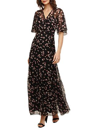 Phase Eight Pemberly Maxi Dress, Black