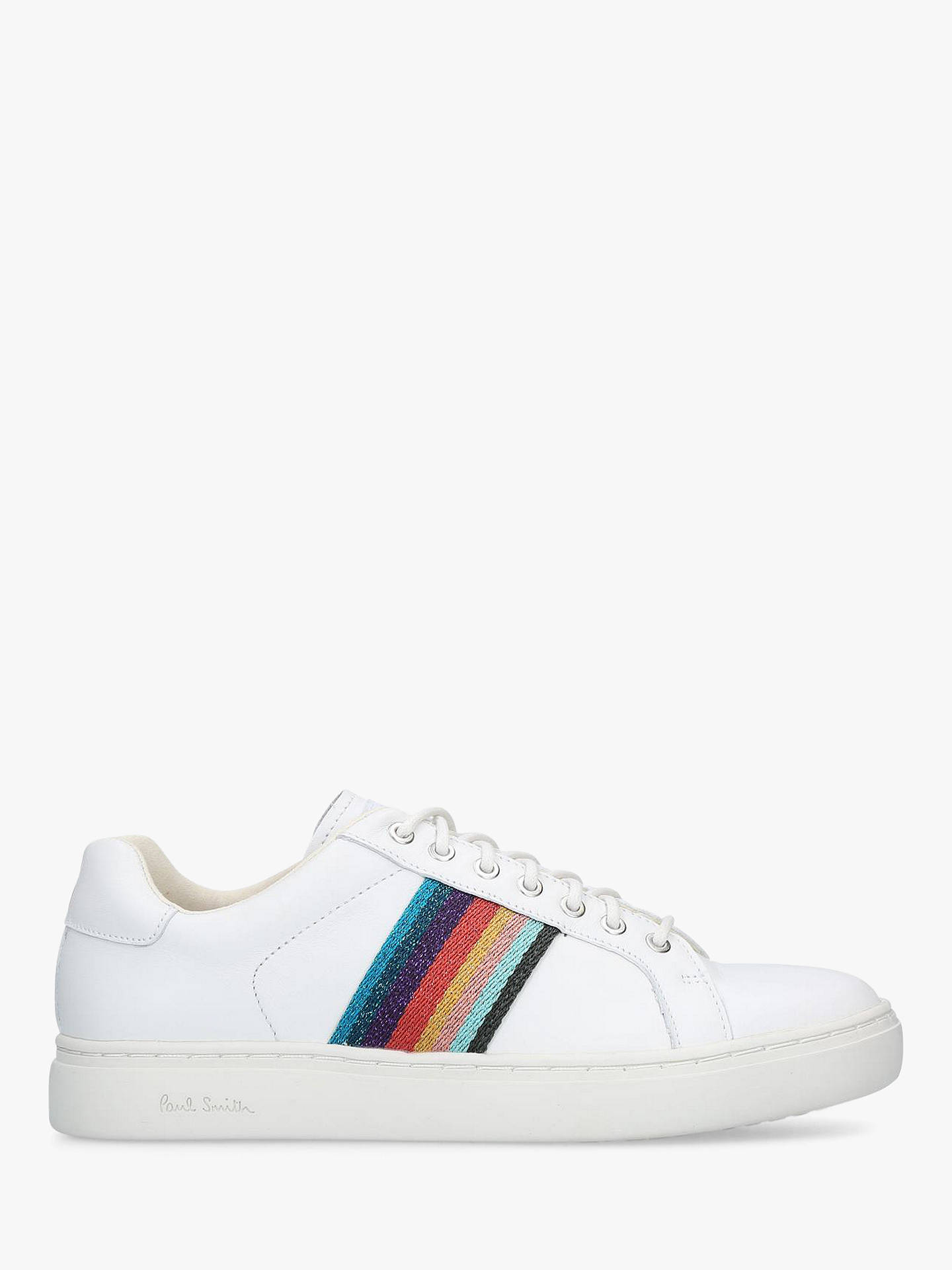 08e34df6342 Buy Paul Smith Lapin Stripe Lace Up Trainers