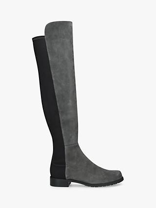 a7e2b93e598b48 Stuart Weitzman 50 50 Block Heel Knee High Boots