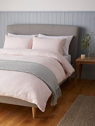 John Lewis & Partners Linen Mix Duvet Cover Set