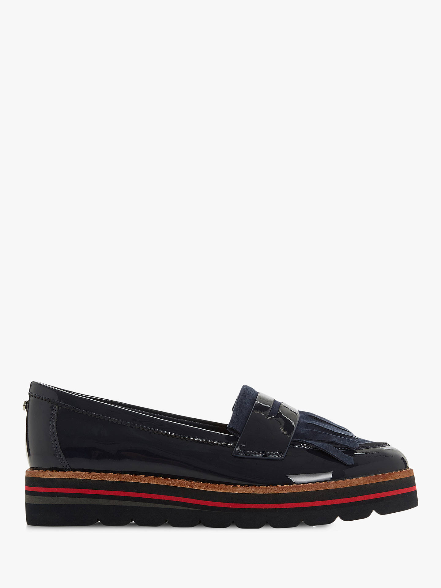 06e26b1ecbc Buy Dune Gracella Flatform Loafers