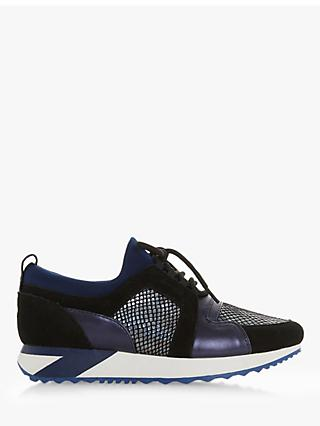 7358bfc014c Dune Eavie Lace Up Trainers