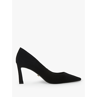 Dune Angel Pointed Toe Court Shoes
