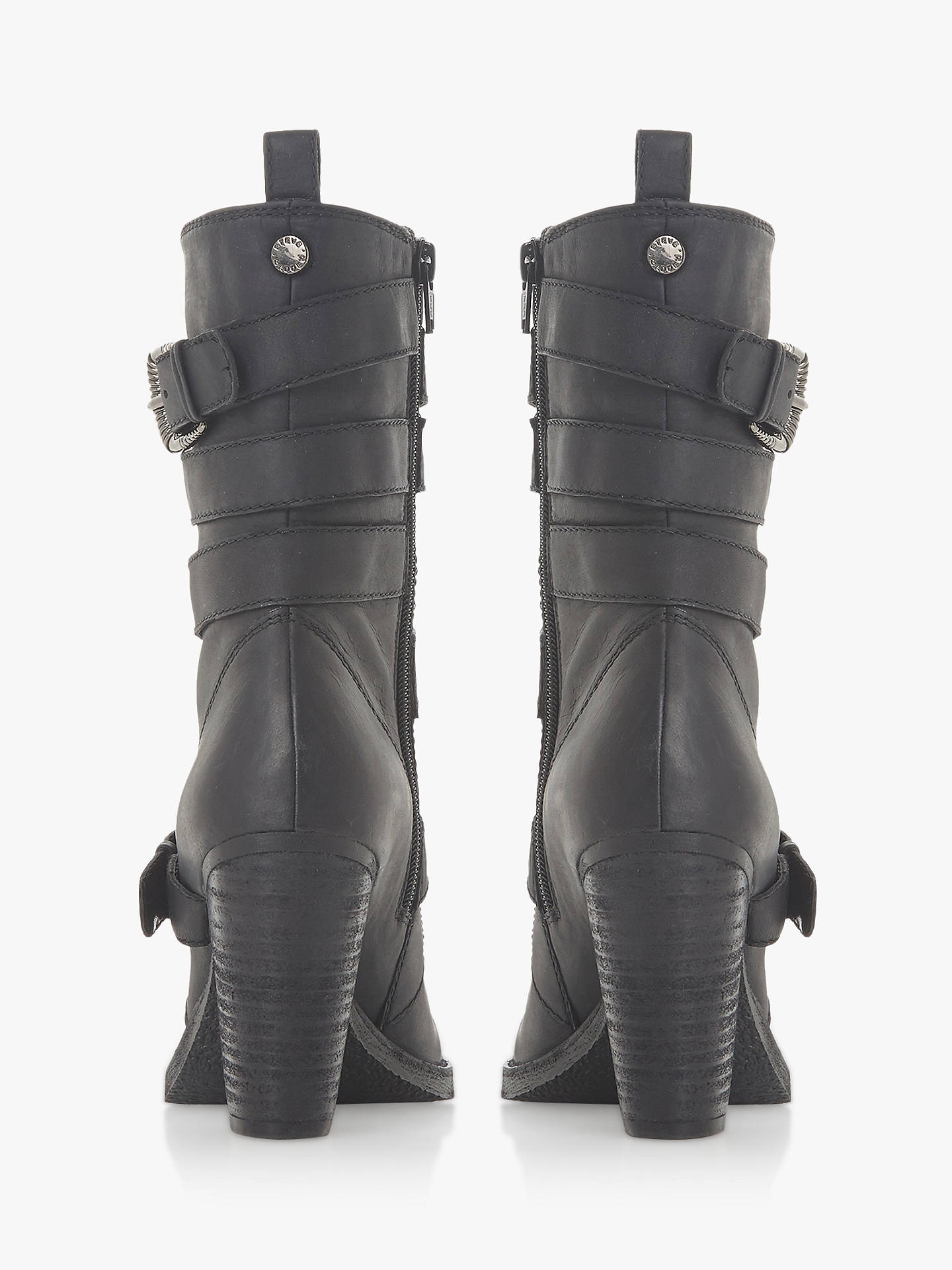 069c7371848 Steve Madden Yens Calf Boots at John Lewis   Partners