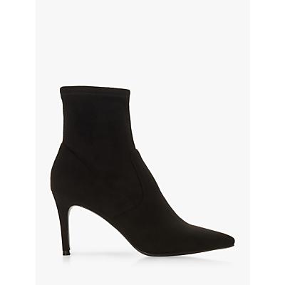 Steve Madden Lava Stiletto Heel Boots, Black