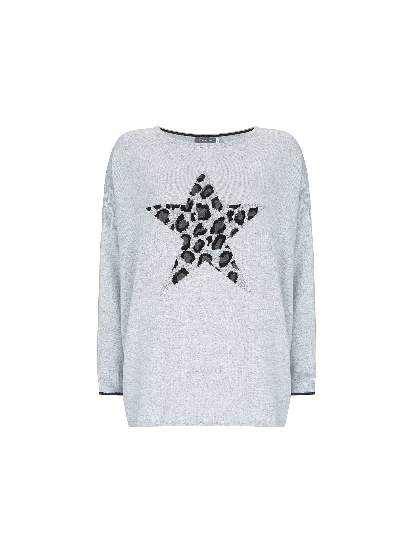 ... BuyMint Velvet Animal Star Knit Jumper 5a935b5c28cb