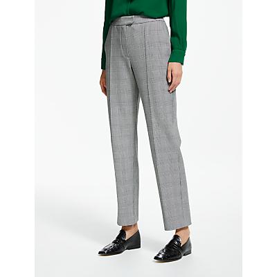 Finery Aisha Trousers, Grey Multi