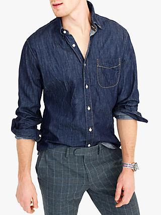 J. Crew Lightweight Denim Shirt