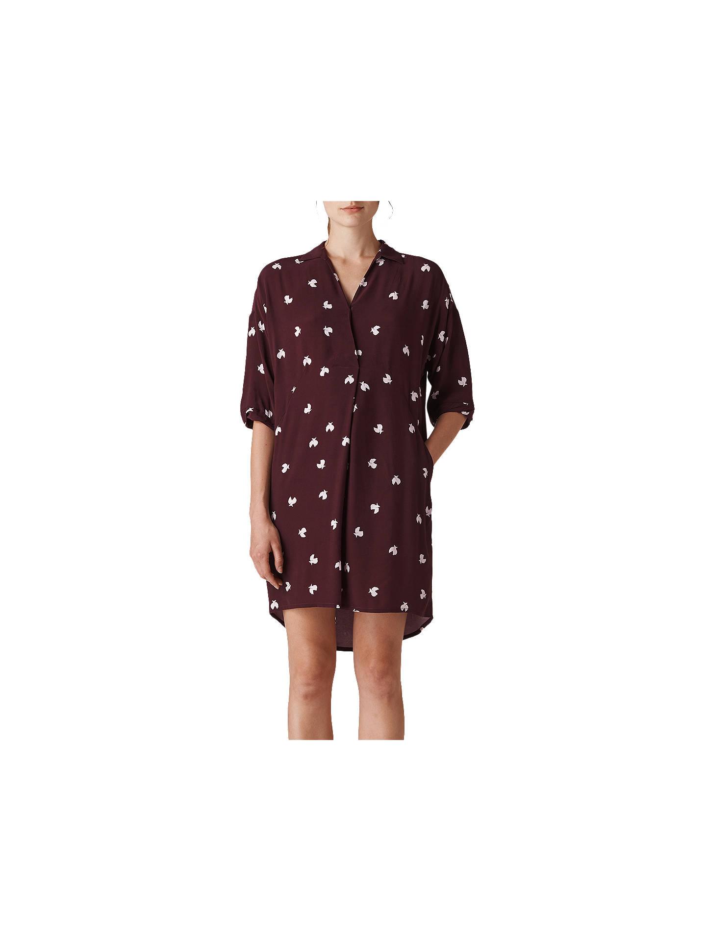 BuyWhistles Dove Print Lola Dress 2260a8f08
