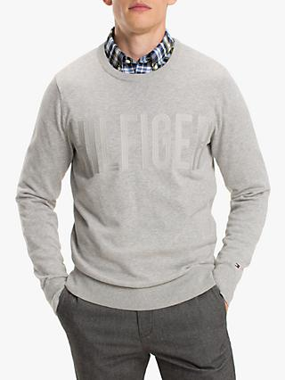 c0d825afb3 Tommy Hilfiger Embroidered Graphic Jumper