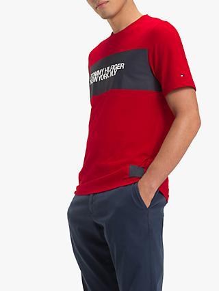dea8f7fac05f19 Tommy Hilfiger Big Scale Logo T-Shirt
