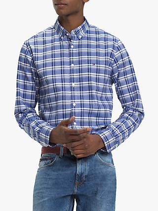 ecf43bf4a Tommy Hilfiger | Men's Shirts | John Lewis & Partners
