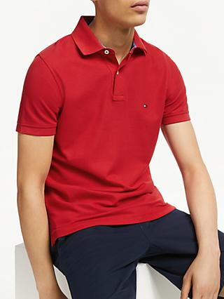 Tommy Hilfiger Slim Polo Shirt