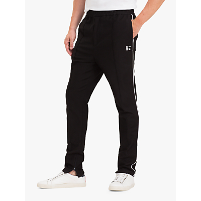 Tommy Hilfiger Tapered Active Trousers, Jet Black