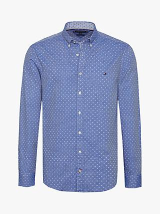 ba65e2afb Tommy Hilfiger | Men's Shirts | John Lewis & Partners