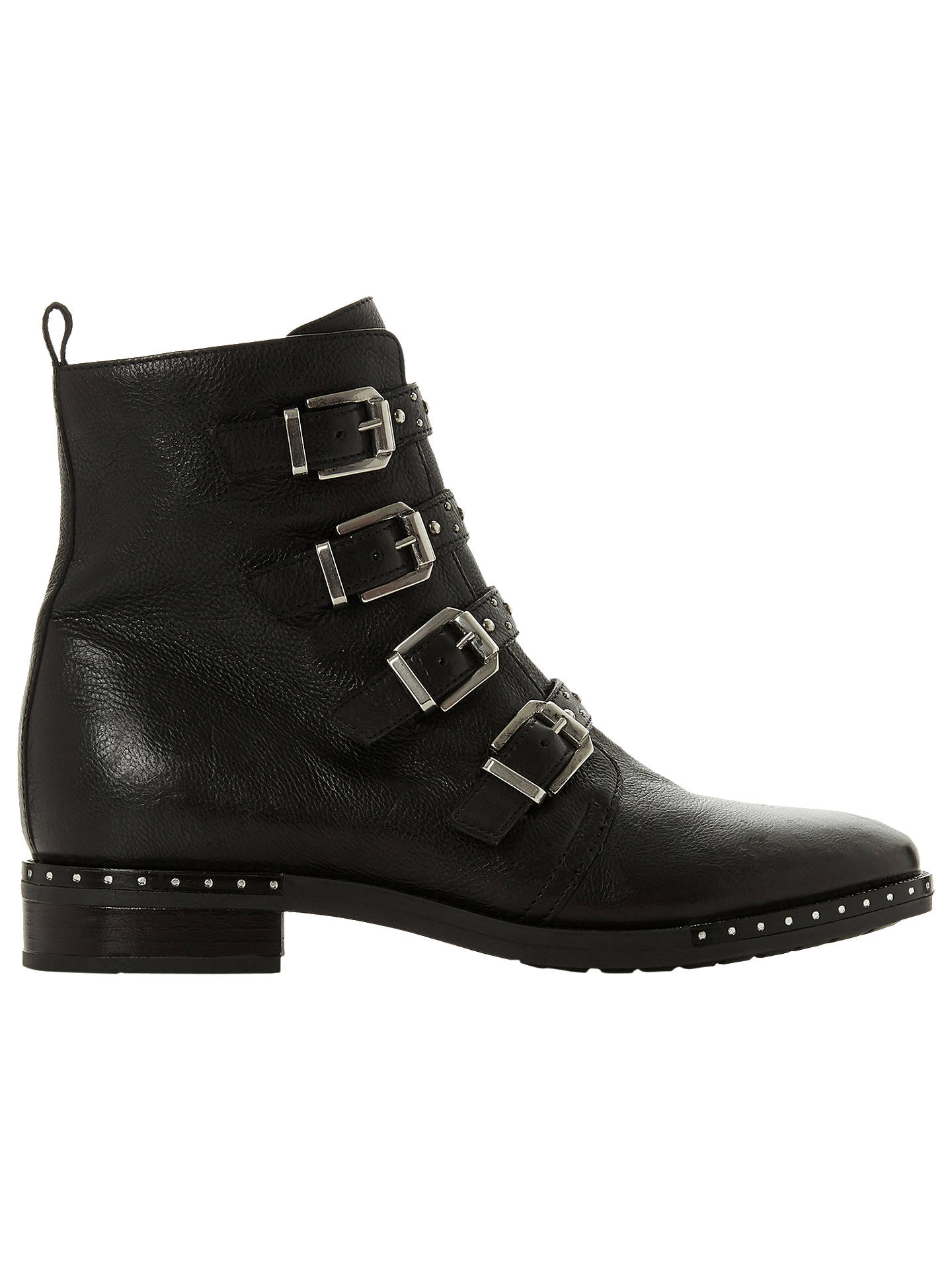 b8983035f9f Buy Dune Pixxel Studded Ankle Boots