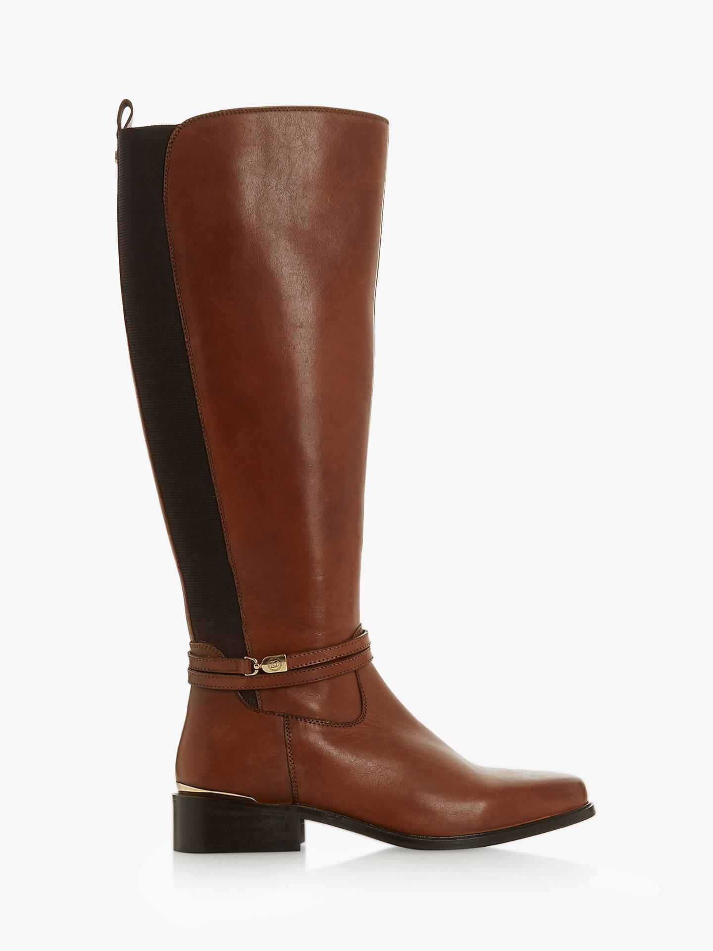 Dune Traviss Knee Boots at John Lewis   Partners 17f5d7b42184