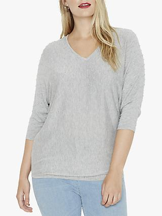 Studio 8 Cara Spot Jumper, Grey