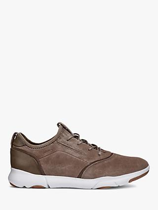 Geox Nebula Breathable Trainers, Brown