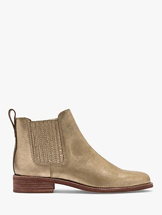 af25e883658a Madewell Ainsley Chelsea Ankle Boots, Olive Bronze Leather
