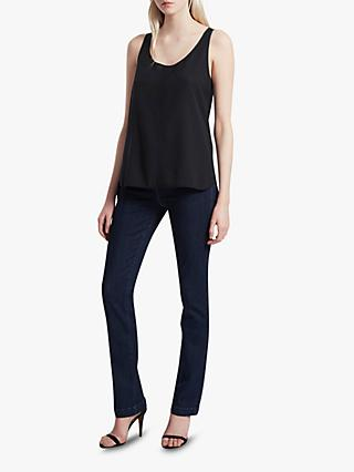 French Connection Clee Crepe Vest Top
