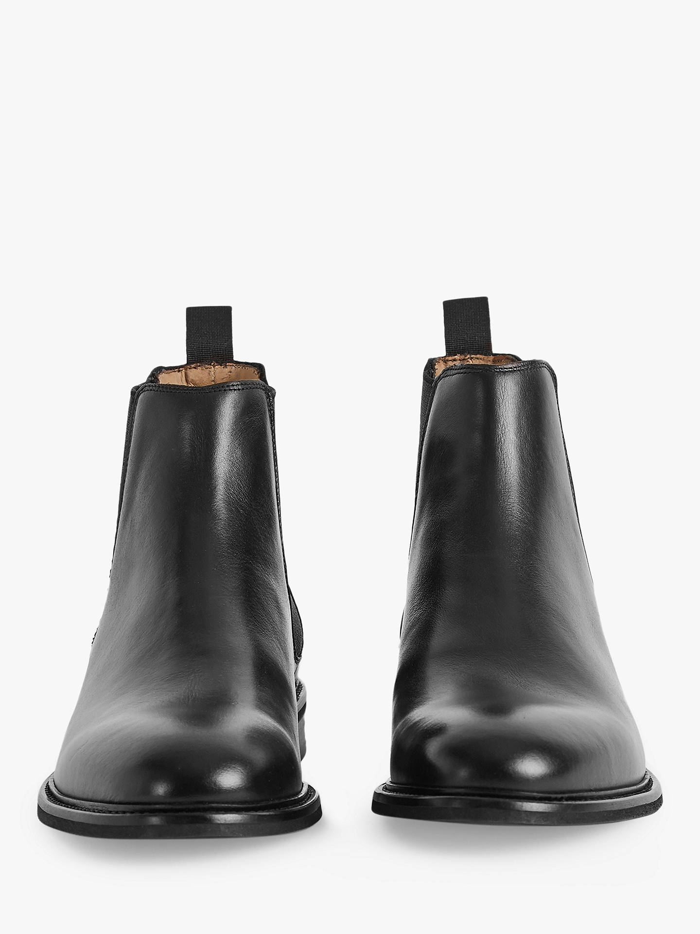 Buy Reiss Tenor Chelsea Boots, Black, 7 Online at johnlewis.com