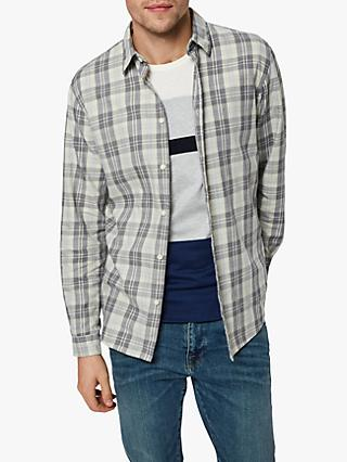 SELECTED HOMME Slimdion Long Sleeve Slim Check Shirt