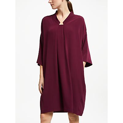Kin Kimono Dress, Burgundy