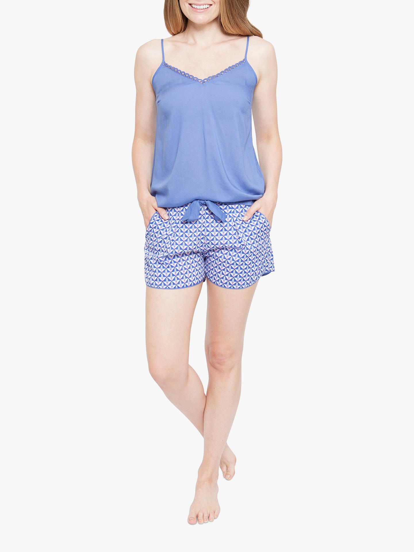 ... BuyCyberjammies Isla Geo Print Pyjama Shorts 311a201f6