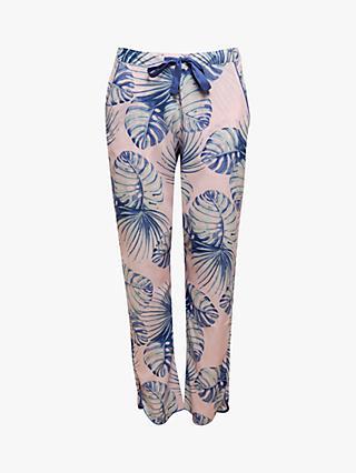 Cyberjammies Isla Palm Leaf Pyjama Bottoms 0c09fb973
