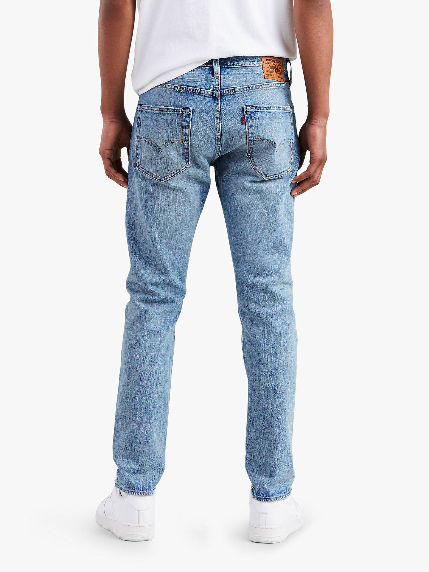 fc5cadef ... Buy Levi's x Justin Timberlake 501 Slim Tapered Fit Jeans, Hillman, 32R  Online at