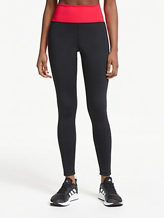 adidas Believe This High-Rise Iteration Long Training Tights, Black