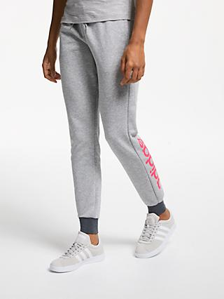 adidas Essentials Linear Tracksuit Bottoms