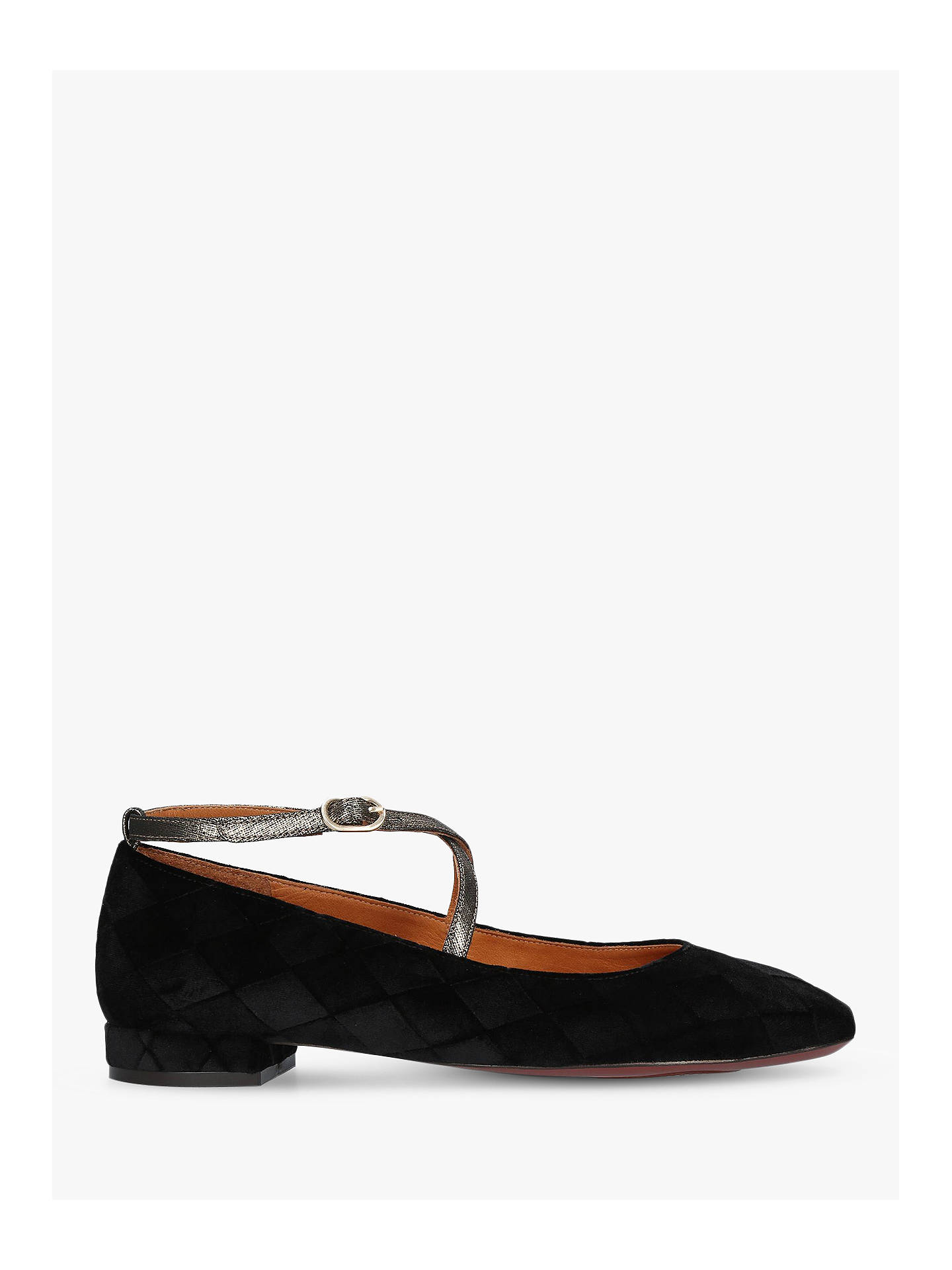 581ce8518742 Buy Chie Mihara Valet Ankle Strap Ballet Pumps