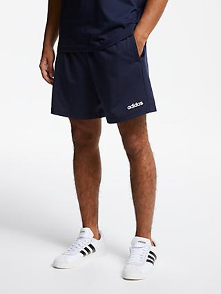 adidas Essentials Plain Single Jersey Shorts ac0eec1d4