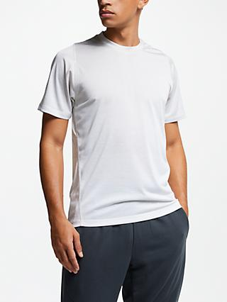 adidas Graphic Short Sleeve Training T-Shirt, Raw White