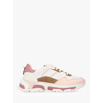 Coach C143 Runner Lace Up Trainers