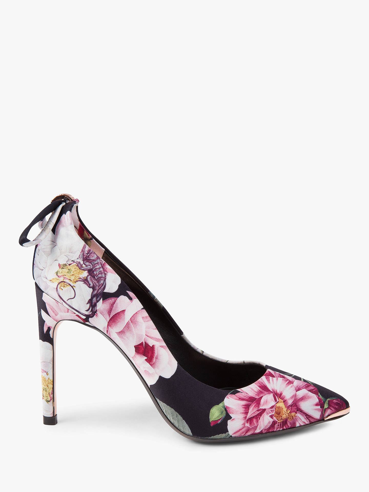 b1792bb3c1211a Buy Ted Baker Livliap Stiletto Heel Court Shoes
