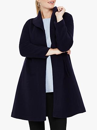 Studio 8 Darcy Coat, Navy