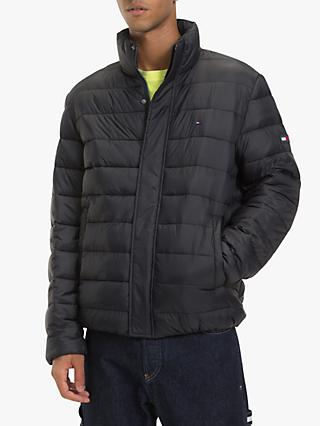 Tommy Jeans Essential Filled Jacket, Tommy Black