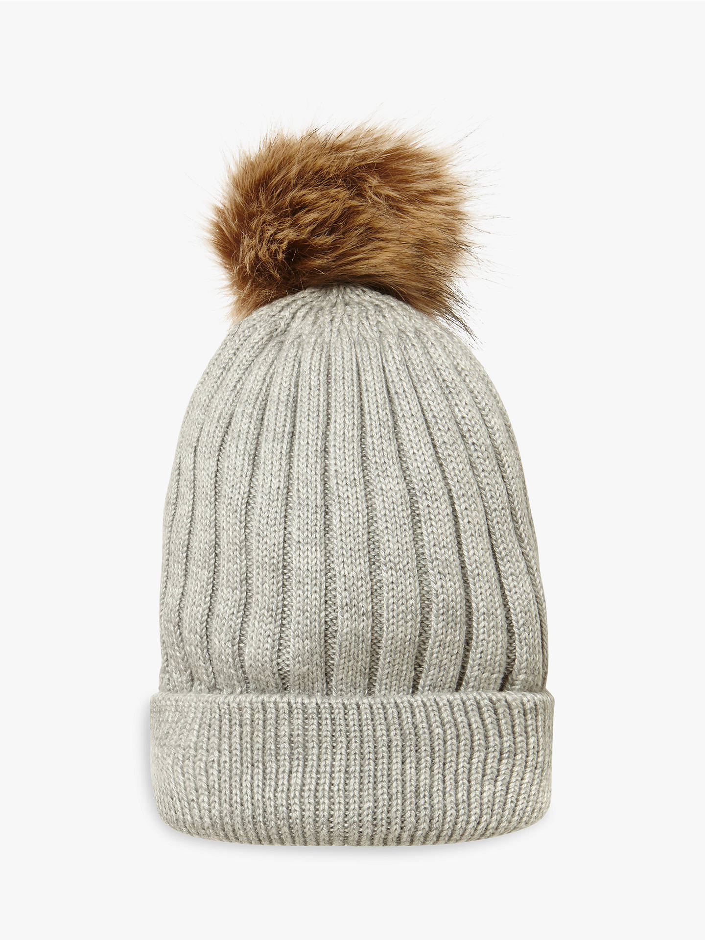 8d50afc30bf Buy Phase Eight Pom Pom Beanie Hat
