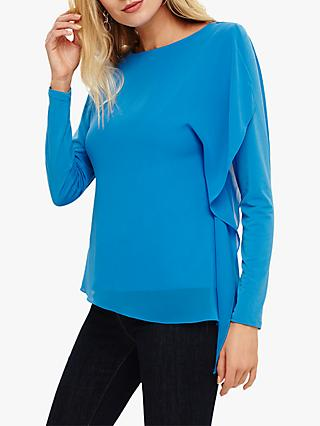 Phase Eight Camille Chiffon Top