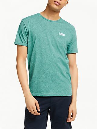 5a624f436e3 Tommy Jeans Modern Jaspe Crew Neck T-Shirt