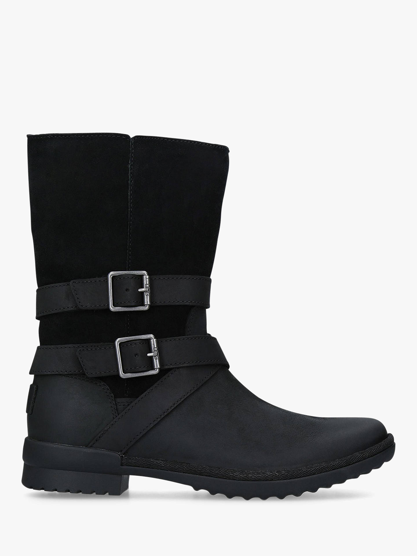 44fb319343b UGG Lorna Buckle Ankle Boots at John Lewis & Partners