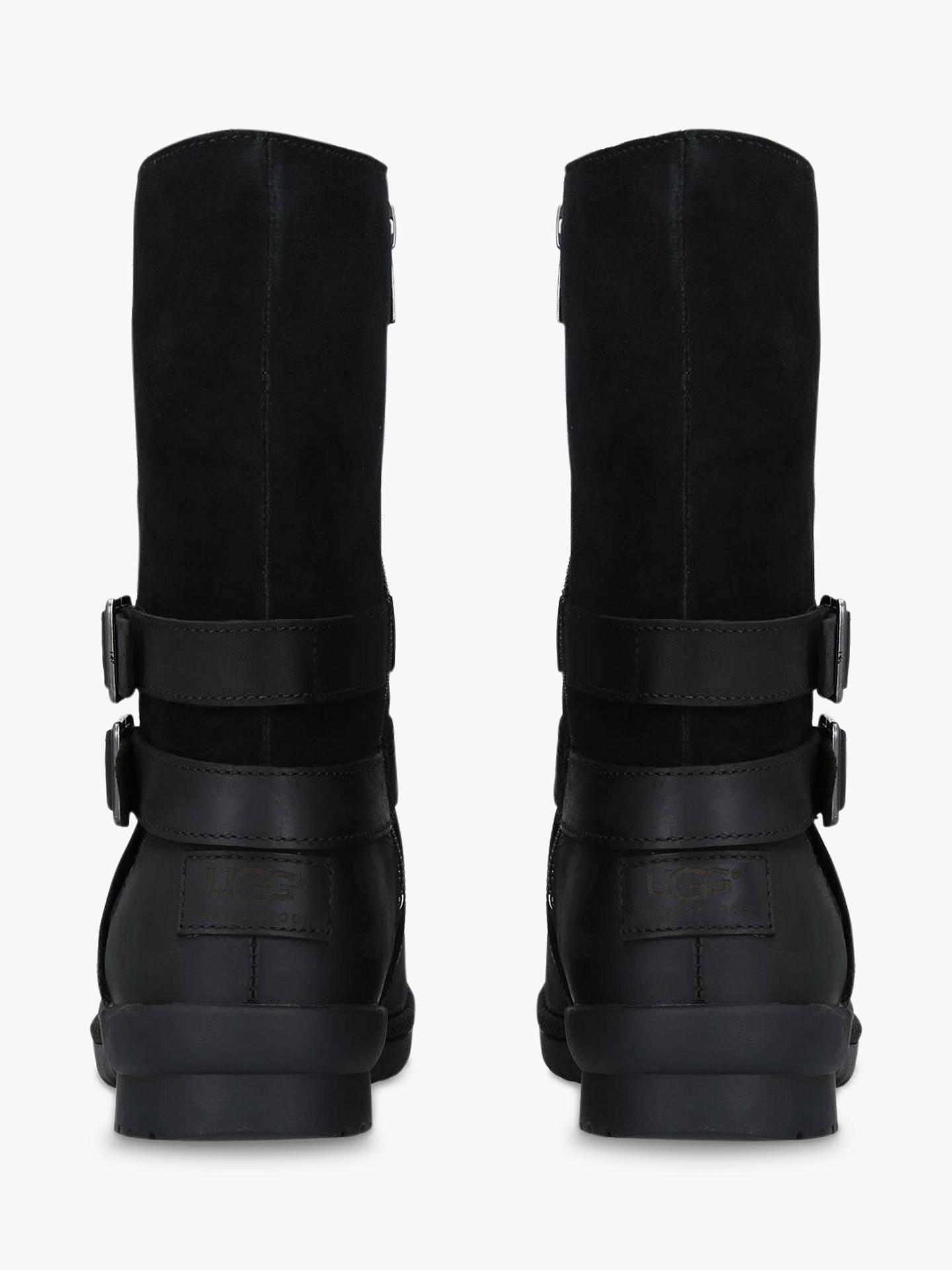 79d02a44af9 UGG Lorna Buckle Ankle Boots at John Lewis & Partners